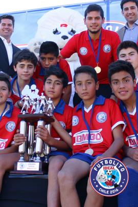 Futbolito de Las Américas BIMBO